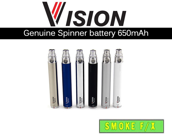 Vision Spinner battery 650mAh