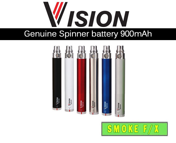 Vision Spinner battery 900mAh