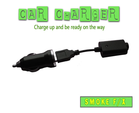 E-cigarette USB & Car charger
