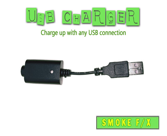 E-cigarette USB charger