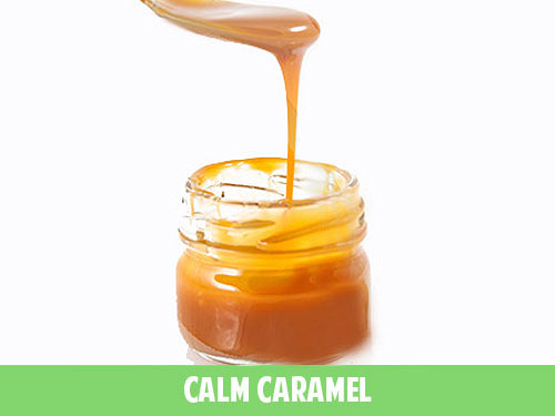 calm caramel eliquid