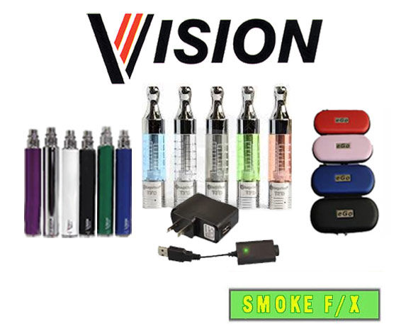 Vision 900mah Double Kit