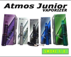 Atmos Junior Vaporizer (Herb & Waxy Oils)