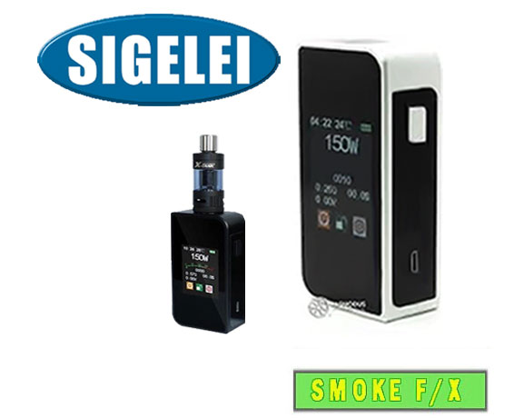 Sigelei 150w Touch