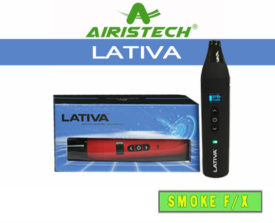 Airistech Lativa Herbal Vaporizer