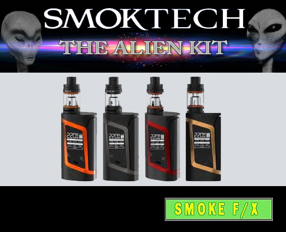 Smoktech Alien Kit