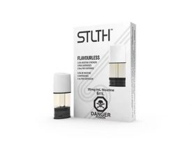 STLTH POD PACK FLAVOURLESS